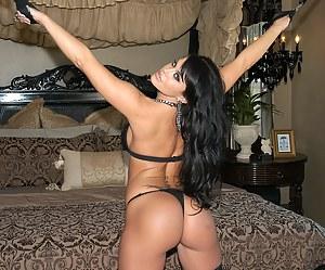 Big Ass Bondage Porn Pictures
