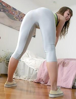 Big Ass Spandex Porn Pictures